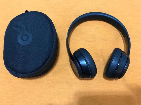 Fone Beats Solo3 Wireless Preto Fosco