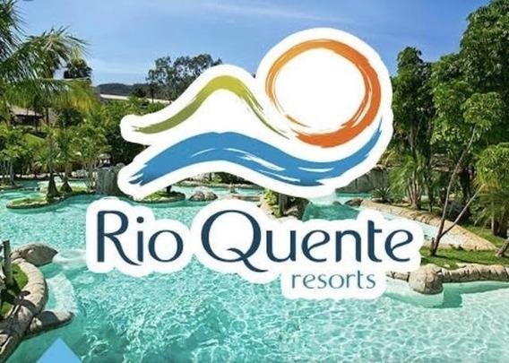 Rio Quente Resorts - Giardino, Flat I Ou Iii Com Meia Pensão