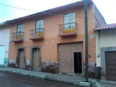 Casa En Venta En El Centro De Amealco De Bonfil, Queretaro.