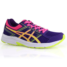 Tênis Asics Gel Contend 4a Roxo - Way Tenis