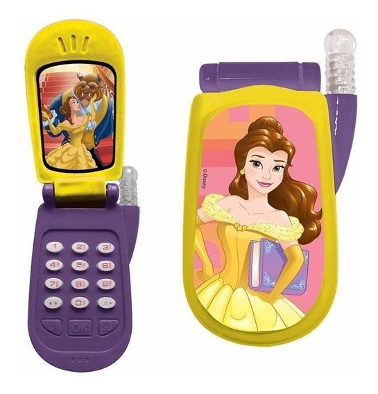 Celular Princesas Disney - Etitoys