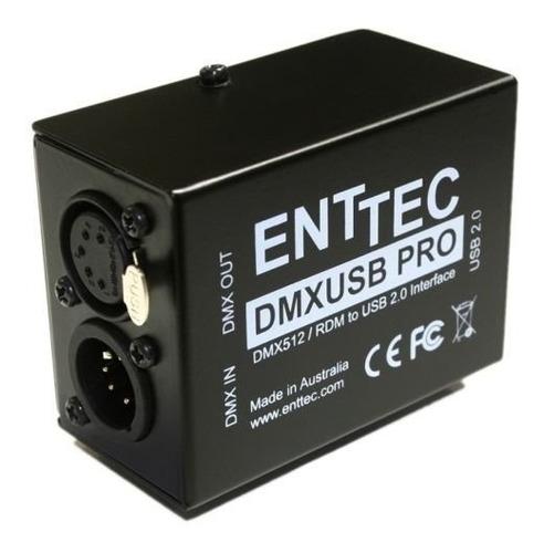 Dmx Usb Pro 70304 Rdm Interfaz De Controlador De Iluminación