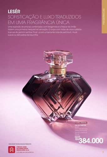Imagen 1 de 1 de Perfume Hinode