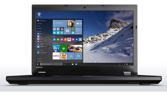 Laptop Lenovo L560 I5-6300u 2.4ghz 8 Gb En Ram 500gb Disco D