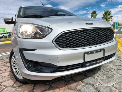 Ford Figo 1.5 Impulse Sedan Mt 2019