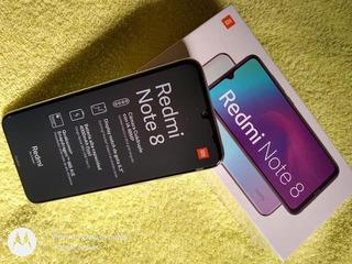 Xiaomi Redmi Note 8 64 Gb Lacrado
