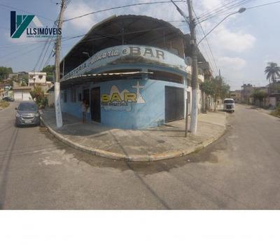 Casa Para Venda Em Duque De Caxias, Parque Fluminense, 2 Dormitórios, 4 Banheiros, 1 Vaga - 1120946