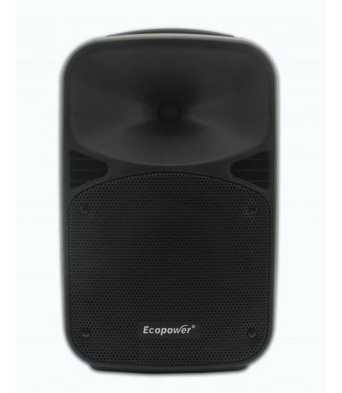 Caixa De Som Ecopower Ep-s308 300w 8 Polegadas Bluetooth