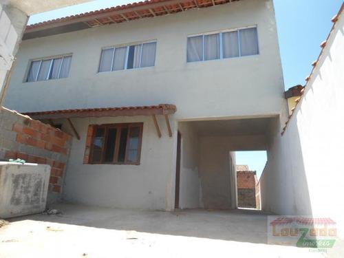 Sobrado Para Venda Em Peruíbe, Sao Joao Batista, 3 Dormitórios, 1 Suíte, 1 Banheiro, 2 Vagas - 0658_2-381321