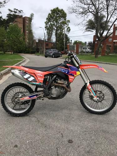 Imagen 1 de 8 de Moto Ktm Sxf 250