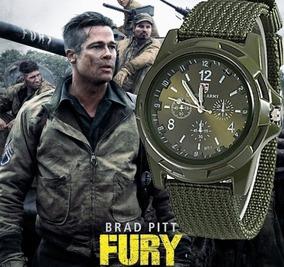 Relógio Militar Verde