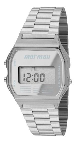 Relógio Mormaii Mojh02aa3c Cinza - Cor: Cinza - Tamanho: Úni