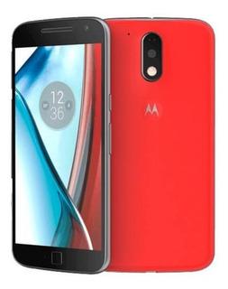 Smartphone Motorola Moto G4 Plus 32gb - Preto Recondicionado