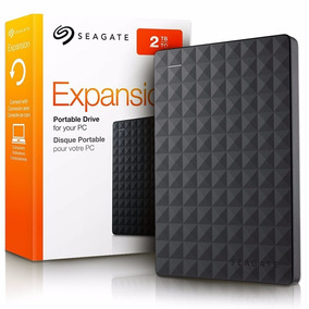 Hd Externo 2tb Seagate Expansion Externo Usb 3.0