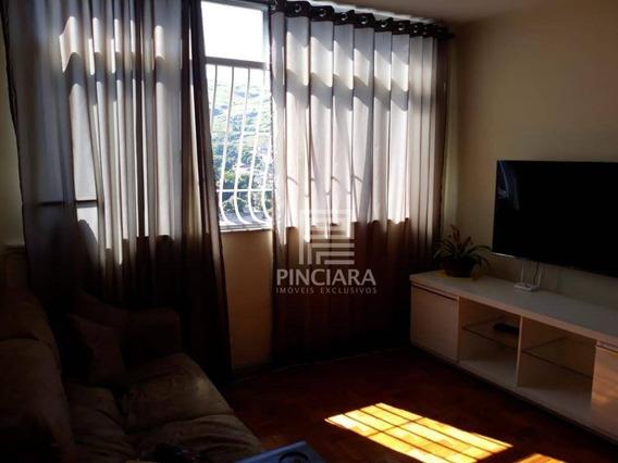 Apartamento Com 2 Quartos, 60 M² Por R$ 199.000 - Zé Garoto - São Gonçalo/rj - Ap0089