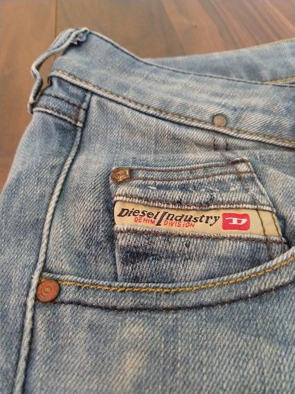 Calça Diesel Clush Feminina Jeans 38 Importada Original