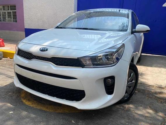 Kia Rio 2020 1.6 L Sedan Mt