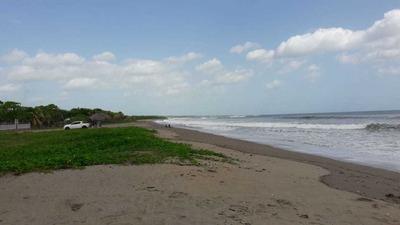 Propiedad Que Colinda Con El Mar En San Rafael Del Sur