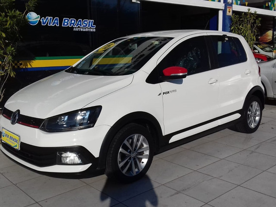 Volkswagen Fox 1.6 Msi Pepper 16v Flex 4p Manual