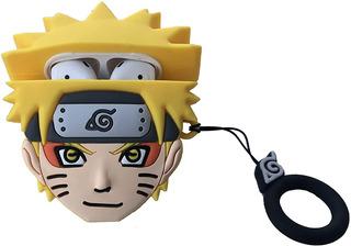 Fundas AirPods Carcasa Estuche Silicona Naruto One Piece