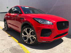 Jaguar E-pace First Edition