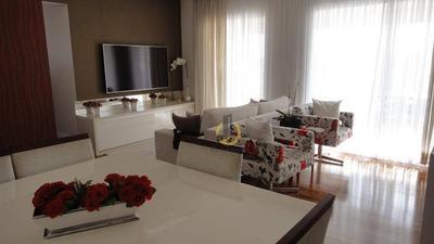Apartamento Com 3 Dormitórios À Venda, 113 M² Por R$ 1.200.000,00 - Vila Gumercindo - São Paulo/sp - Ap0850