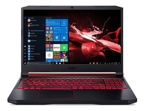 Notebook Gamer Acer Nitro 5 Core I5 9300 8gb 512ssd Gtx 1650