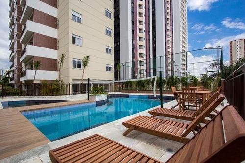 Apartamento Para Venda Em São Paulo, Tatuapé, 2 Dormitórios, 1 Suíte, 2 Banheiros, 2 Vagas - Cap1220_1-1181982