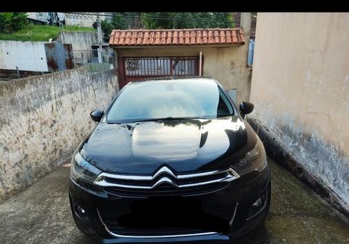 Citroën C4 Lounge 2014 2.0 Tendance Flex Aut. 4p