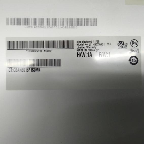 Tela Display L144 B140xw01 V.9 Cce