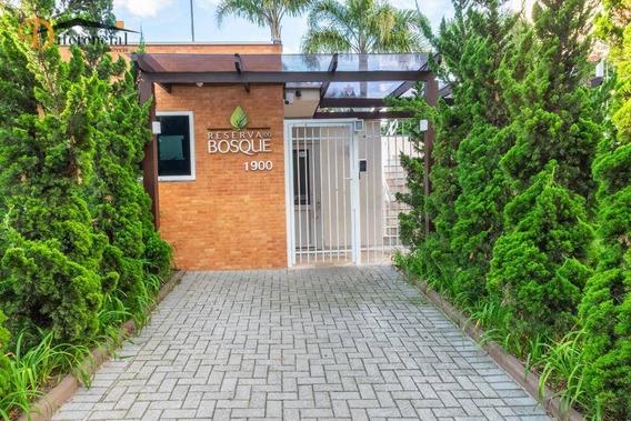 Apartamento Com 3 Dormitórios À Venda, 67 M² Por R$ 369.000,00 - Campo Comprido - Curitiba/pr - Ap2236