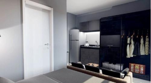 Apartamento Na Consolação Com 22,78m² ; Entrega Em Abril/2021. - Sf31152