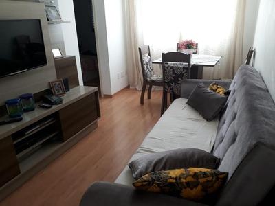 Apartamento Com 2 Dormitórios À Venda, 45 M² Por R$ 220.000 - Jardim Nova Europa - Campinas/sp - Ap7314