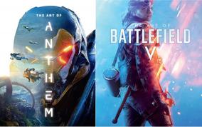 Battlefield V Pc + Anthem Pc - Origin Pc -( Completo Online)