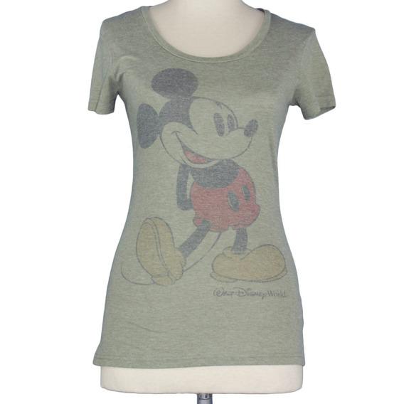 Remera Mickey By Disney