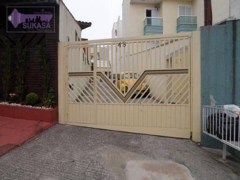 Casa Com 1 Dormitório À Venda, 59 M² Por R$ 205.000,00 - Parque Oratório - Santo André/sp - Ca0094