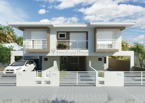 Sobrado Com 3 Dormitórios À Venda Com 150m² Por R$ 750.000,00 No Bairro Campeche - Florianopolis / Sc - So00311