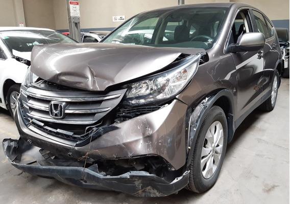 Honda Crv Lx - 2012 (línea Nueva) - Chocado - Funcionando