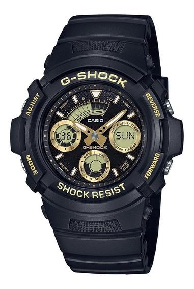 Relógio Masculino Casio G-shock Aw-591gbx-1a9dr - Preto