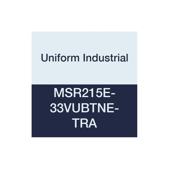 Uniforme Industrial Msr215e-33vubtne-tra Uniforme Industrial