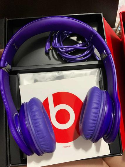 Beats Solo Hd Purple Matte