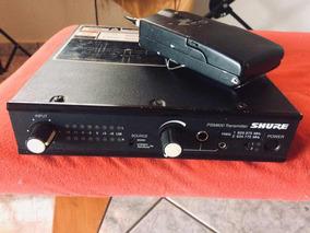 Transmissor Shure Psm 600 Monitoração In Ear