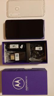 Celular Moto One Macro 64 Gb Vitrine 1 Perfeito Estado