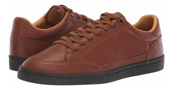Zapatillas Hombre Fred Perry Deuce Premium Leather