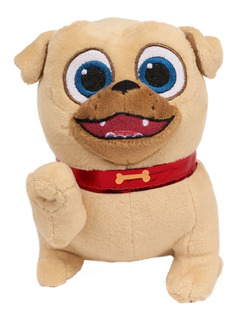 Peluche Rolly Puppy Dog Pals De Disney