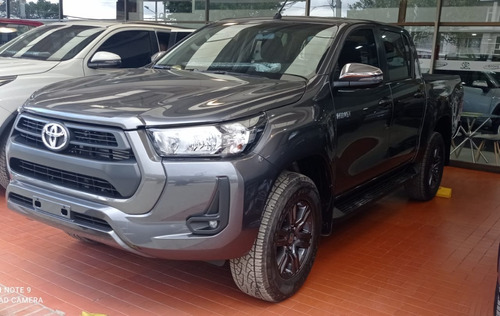 Toyota Hilux 2.4 4x4 Diesel Mecanica Modelo 2021