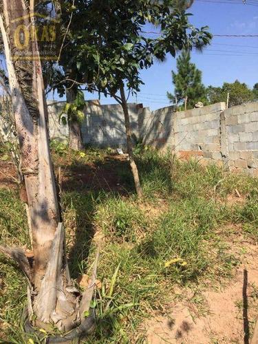 Imagem 1 de 5 de Chácara À Venda, 1000 M² Por R$ 149.000,00 - Fazenda Aya - Suzano/sp - Ch0048