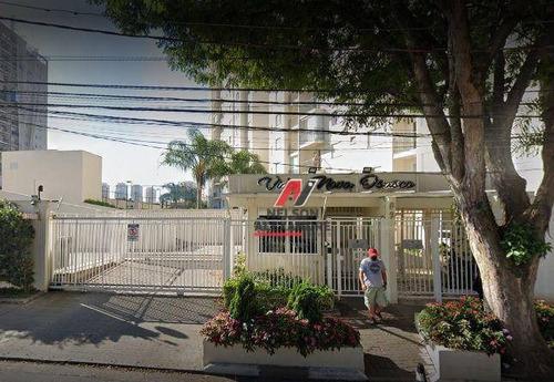 Imagem 1 de 13 de Apartamento Com 2 Dormitórios À Venda, 50 M² Por R$ 350.000 - Presidente Altino - Osasco/sp - Ap0088