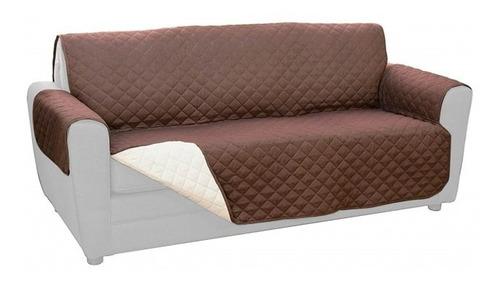Imagen 1 de 1 de Forro Cobertor Protector Para Muebles De 3 Puestos