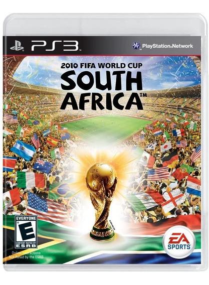 Copa Do Mundo Fifa 10 South Africa Ps3 Semi-novo